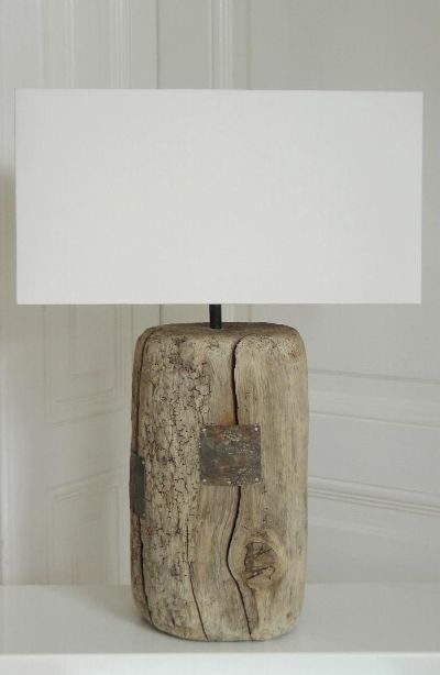driftwood lamp einrichten und wohnen pinterest. Black Bedroom Furniture Sets. Home Design Ideas