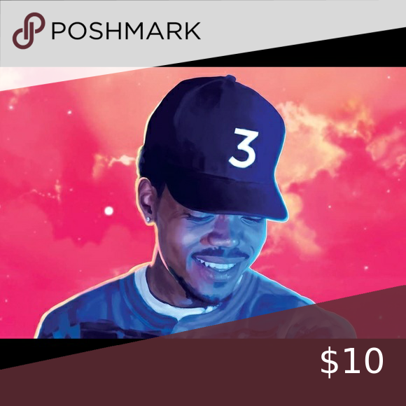 Chance The Rapper Poster 39 X24 Chance The Rapper Poster 36x24 Slight Rips In Corner Wall Art Art Decal Chance The Rapper Art Book Posters Chance The Rapper
