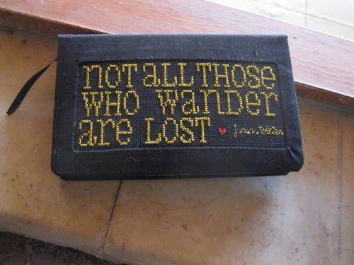 Tolkien journal - NEEDLEWORK