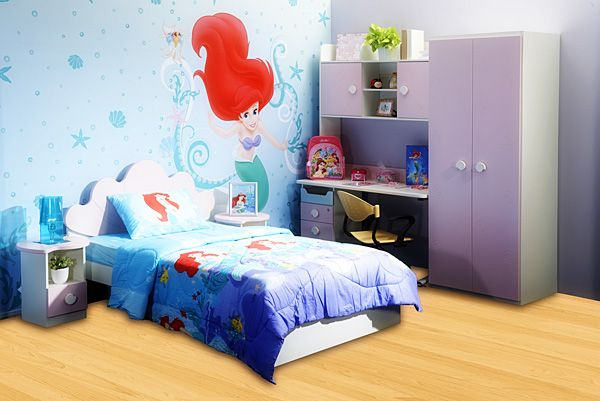 How To Implement Disney Bedroom Furniture For S
