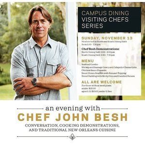 Really looking forward to cooking for and embarrassing my @essentiallybesh tonight in the dining halls of #notredame #southernfood #onthetable #familymeals #louisiana #gumbo