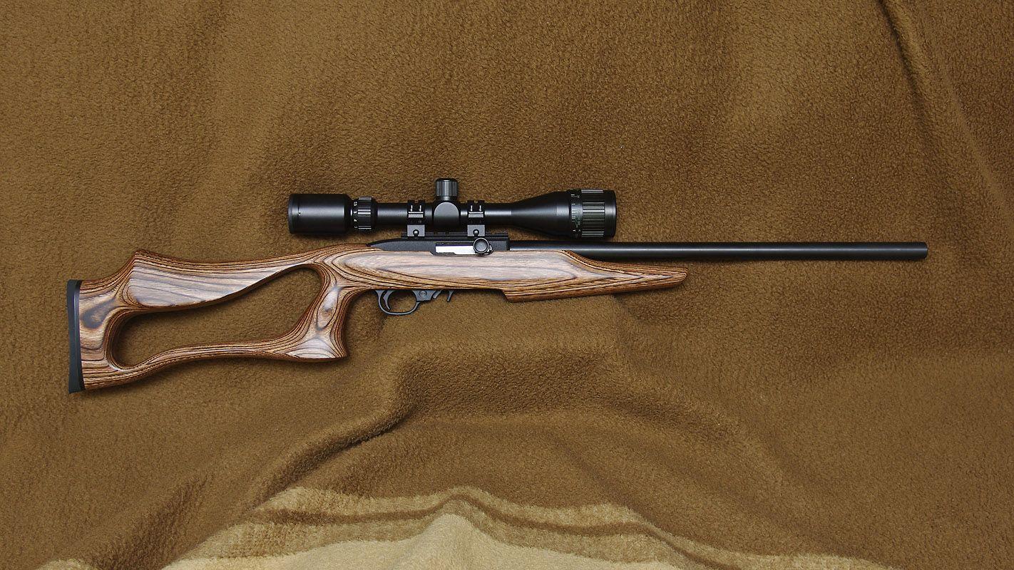 Ruger 10/22  22LR with Boyds Evolution Smart Stock | Guns n