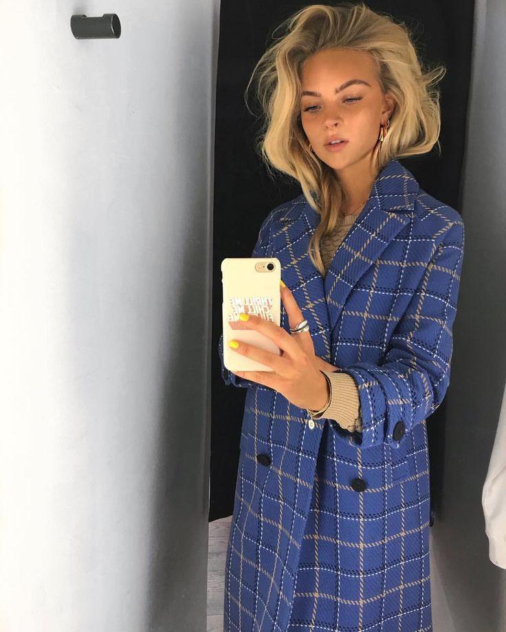"""Emilia Silberg on Instagram: """"Blueee �"""""""