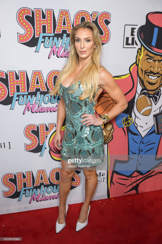 Charlotte Flair Arrives At Shaq S Fun House At Mana Wynwood In 2021 Charlotte Flair Flair Charlotte