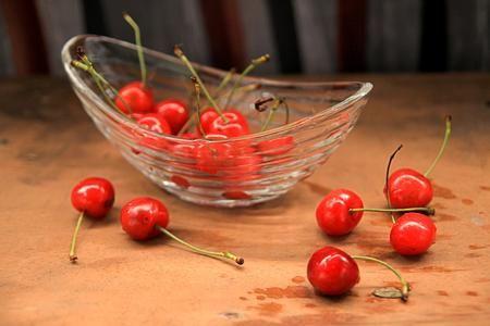 cherries Photo by Arunita Dey Halder — National Geographic Your Shot