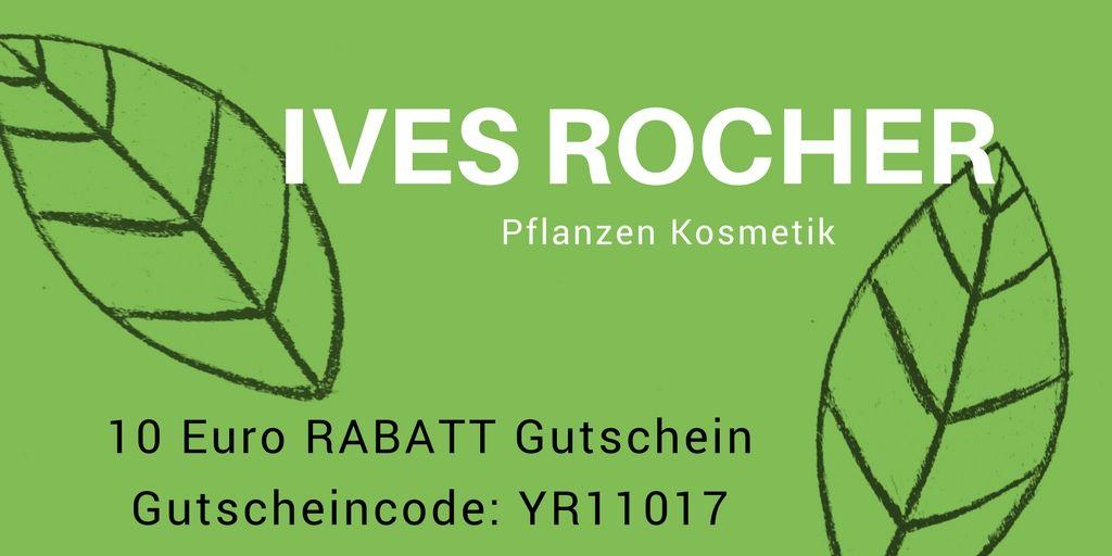Yves Rocher Gutschein Code
