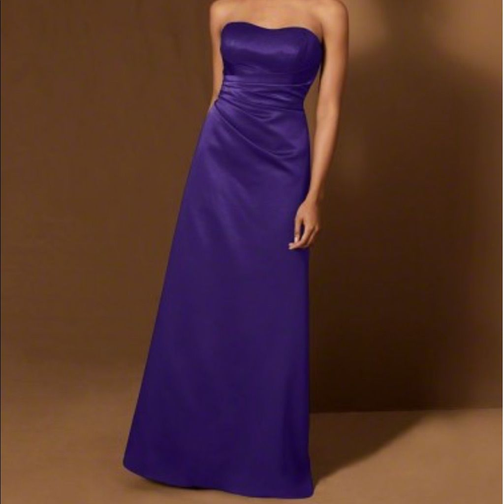 Attractive Alfred Angelo 7027 Bridesmaid Dress Pictures - Colorful ...