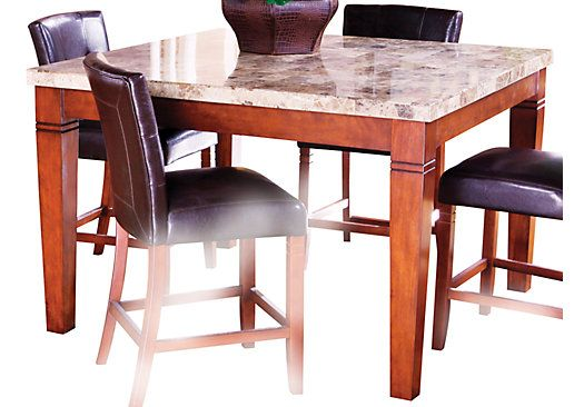 Edenton Merlot Square Counter Height Dining Table $4499954L X Gorgeous Rooms To Go Dining Sets Design Ideas