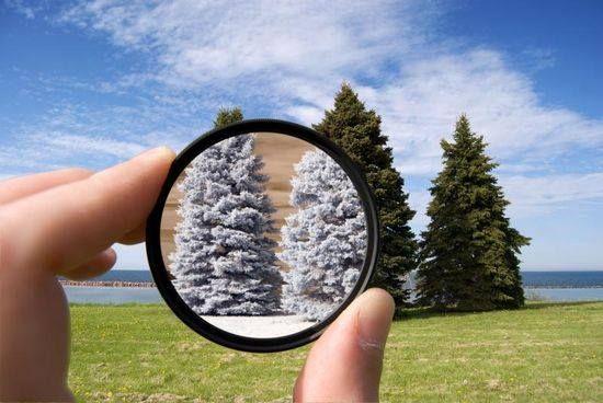 Usando los anteojos correctos, la realidad que ves es otra!!! Veni o consultá en Optica Cervenko