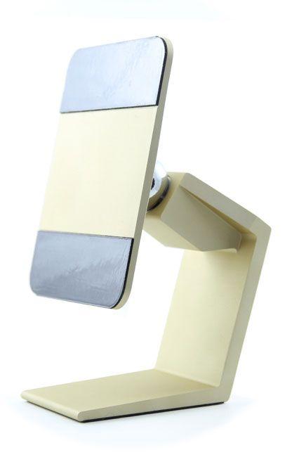 MiStand, un soporte para iPad que utiliza una rótula magnética