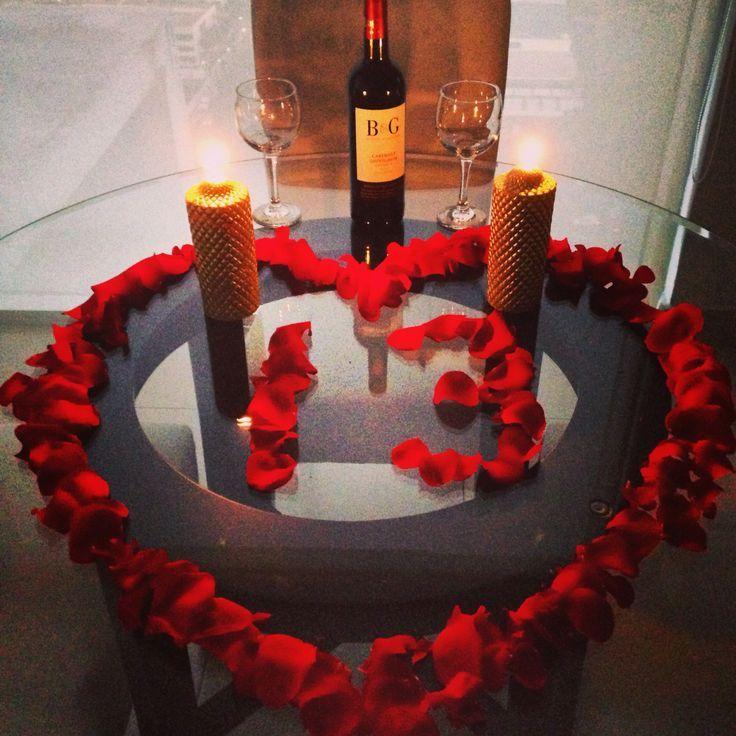 26th Anniversary Ideas Birthday surprise party, Romantic