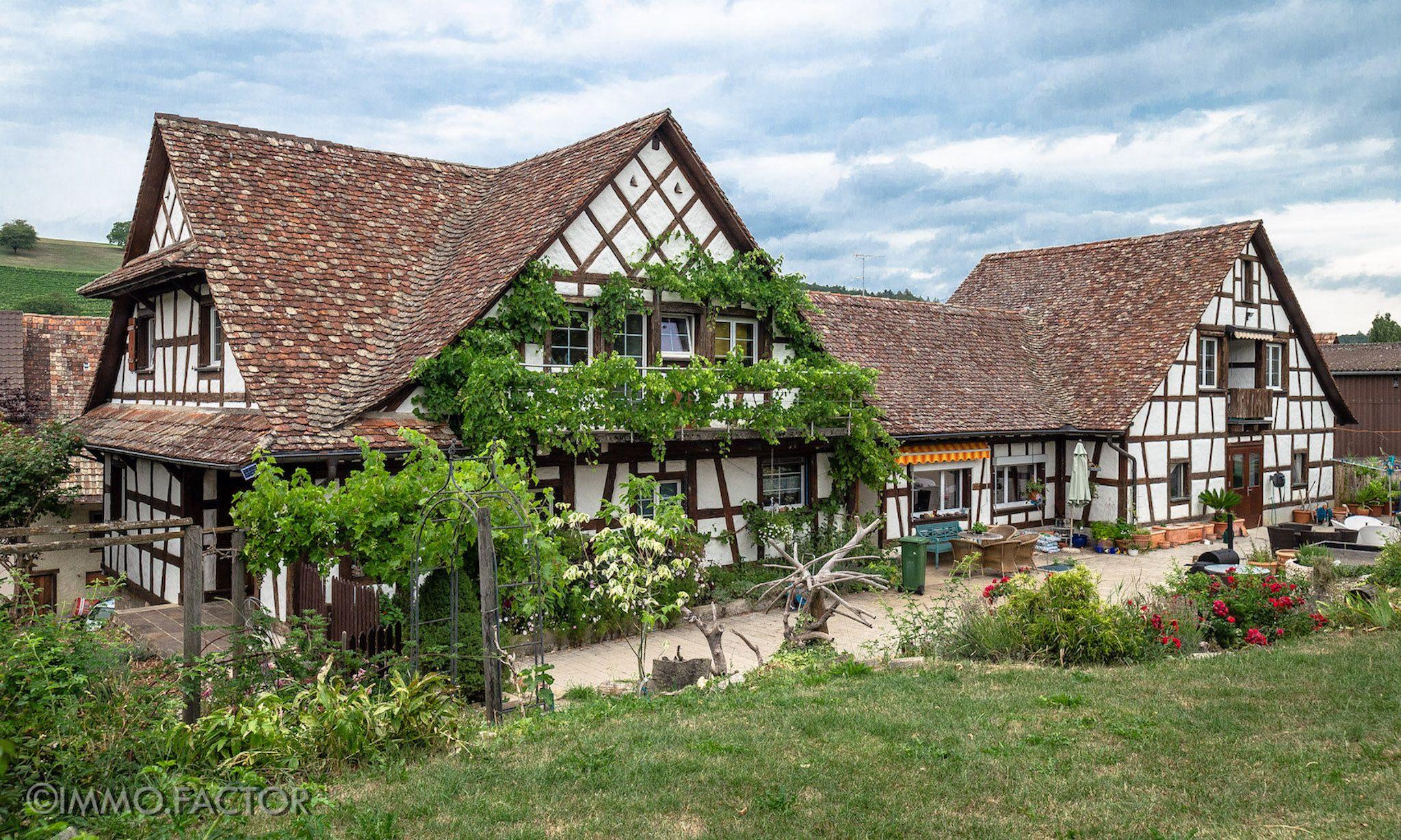 Bauernhaus in Altdorf/Thayngen KantonSchaffhausen