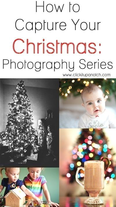 Christmas Photography Tips & Tricks