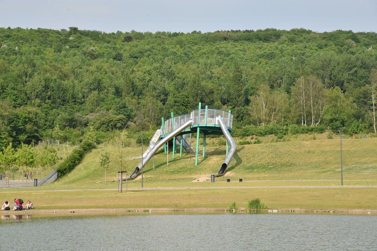 Bergpark In Dinslaken Lohberg Bergpark Ausflug Reisen