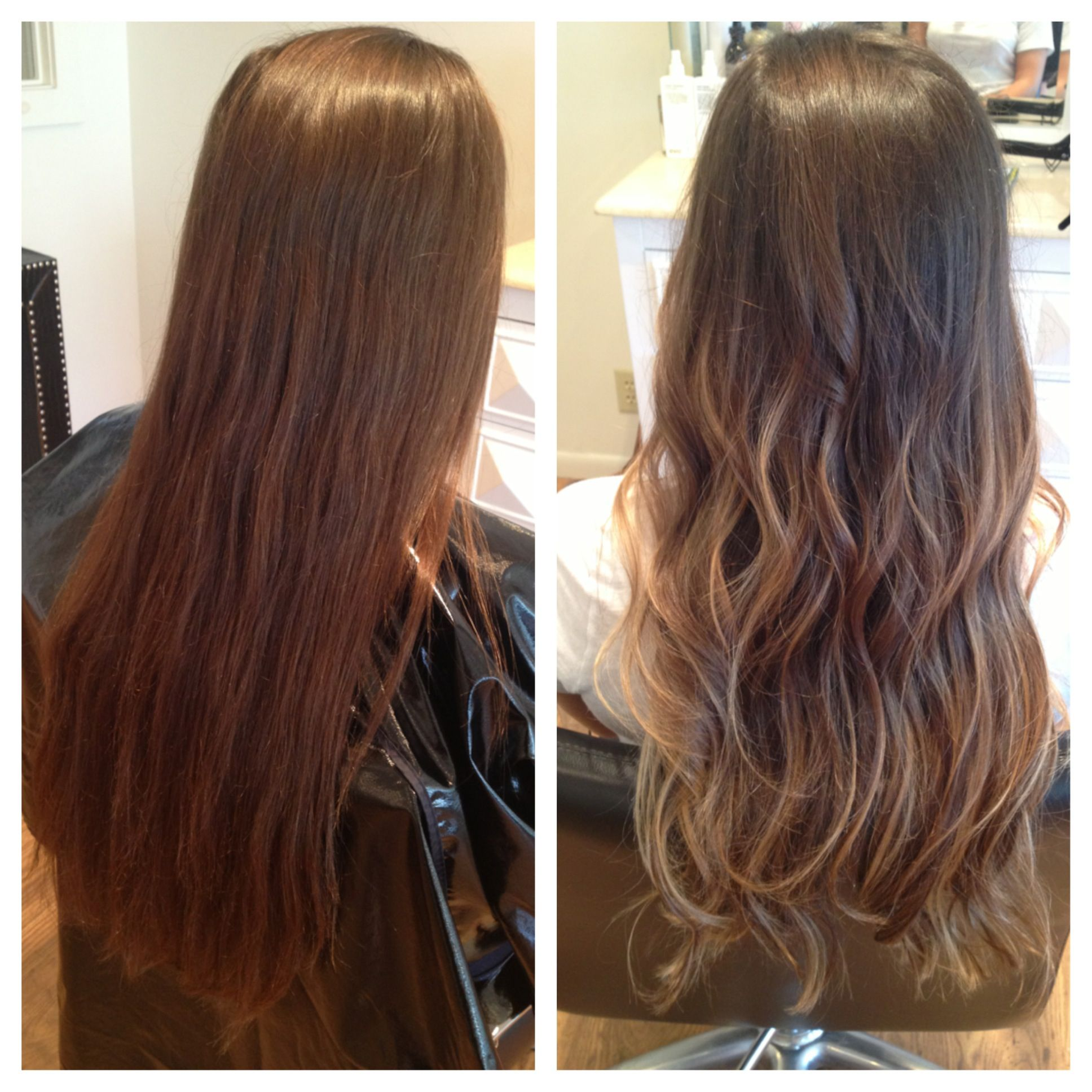Before and after hair color balayage highlights ombr hair color before and after hair color balayage highlights ombr hair color natural color pmusecretfo Choice Image