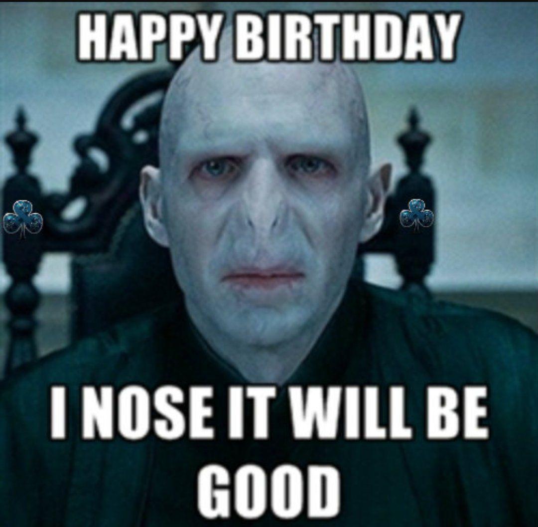 Funny Happy Birthday Style Cool Happy Birthday Wishes Happy Birthday Harry Potter Funny Birthday Meme Birthday Quotes Funny For Him