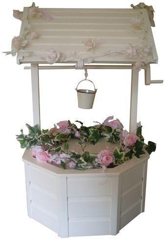 Bridal Wishing Well for Sale | wishing-well-with-flowers | Meaghan\'s ...