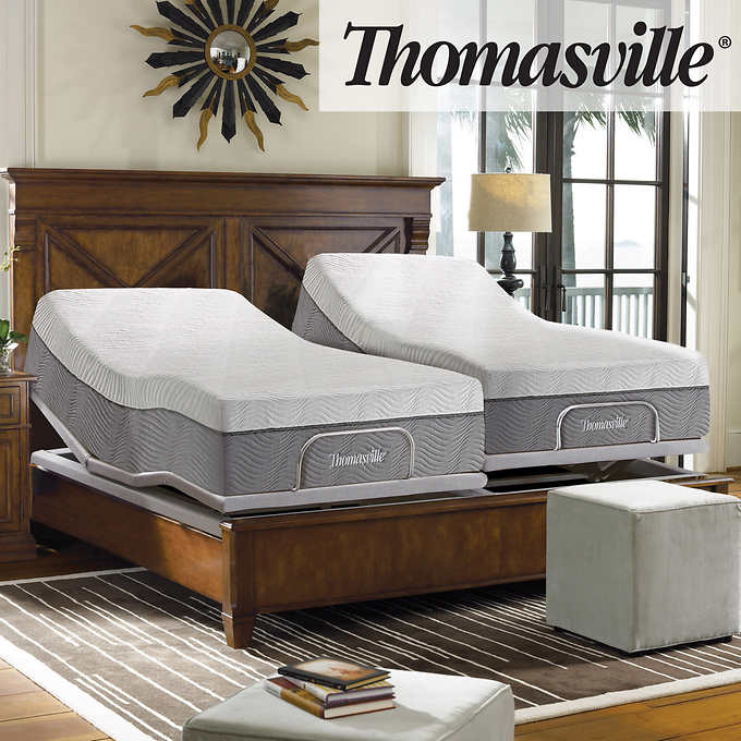 Thomasville Flex Aire Split Cal King Air Mattress with