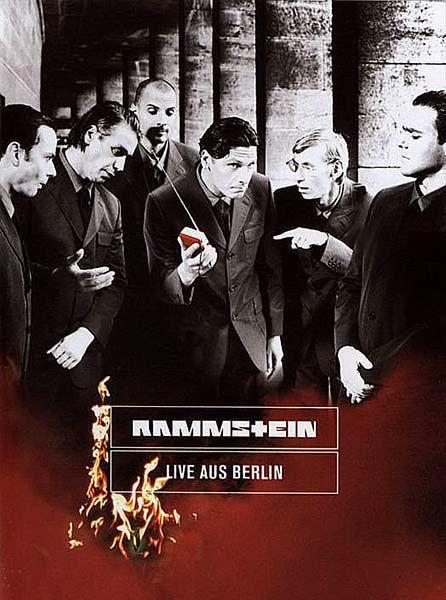 Rammstein Live Aus Berlin Dvd Rammstein Musica