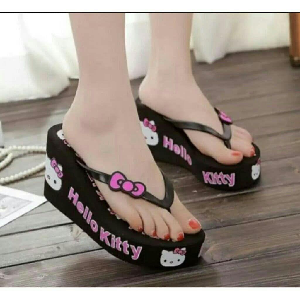 Sandal Model Baru Sandal Dengan Model Trendy Nyaman Dipakai