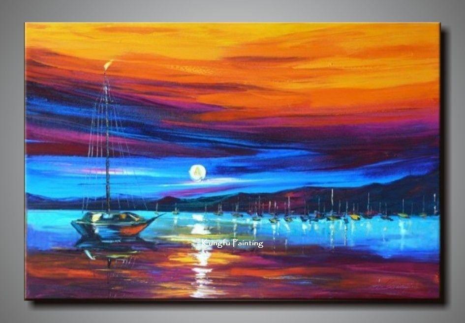 Schilderij Oceaan Google Zoeken Painting Art Ocean Font