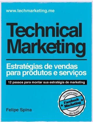 Technical marketing estratégia de vendas para produtos e serviços