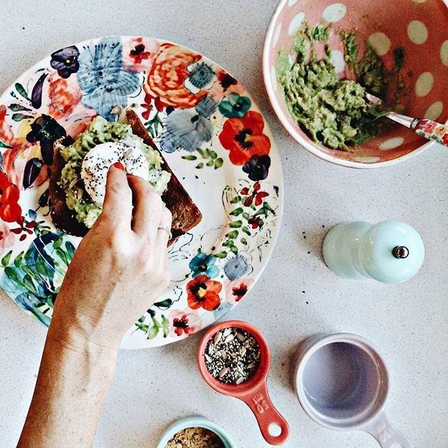 Desayuno saludable con @mamasanablog…
