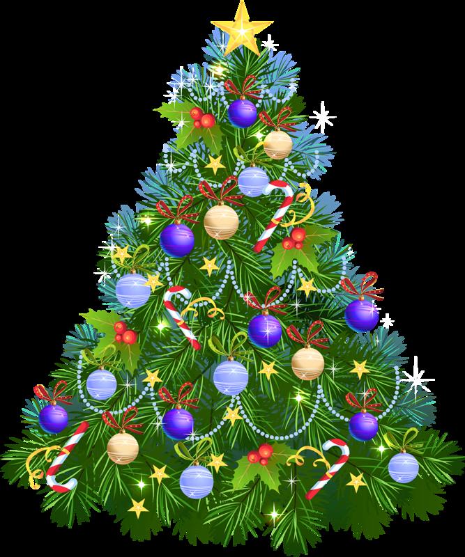 Картинки детские новогодние елки