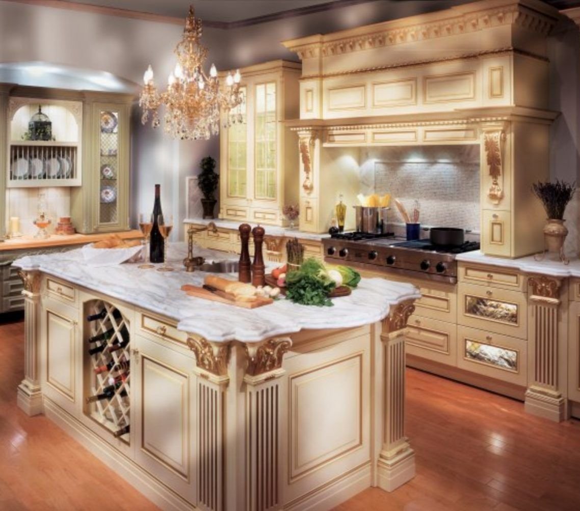 awesome white brown wood stainless design island kitchen glamorous