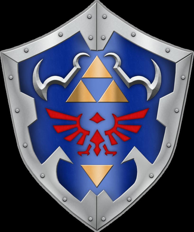 deviantart more like ss hylian shield by blueamnesiac
