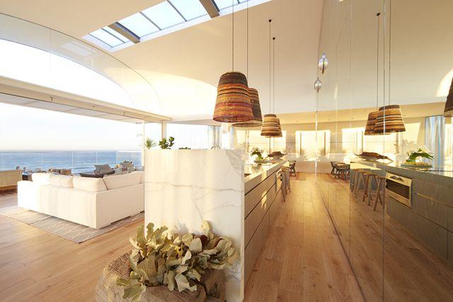 Interior inspiration: the lighthouses bondi beach modern galley
