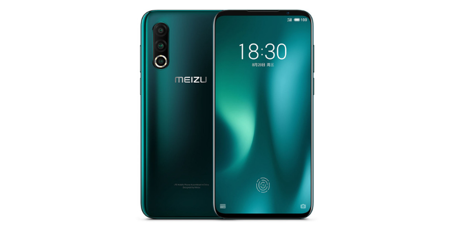 Meizu 16s Pro with 6.2inch AMOLED display, Snapdragon 855