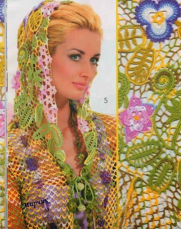 Crochet para Ti: Esto es Arte