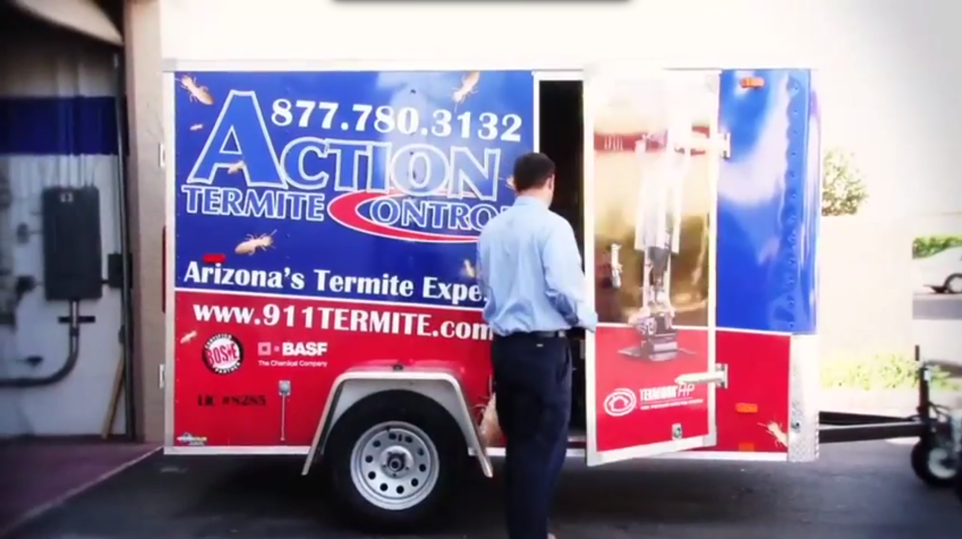 Action Termite Control, a leader in the field of termite