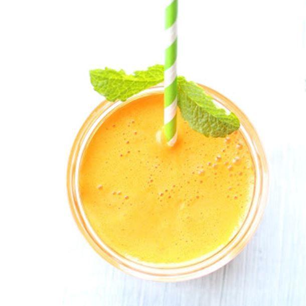 Jus de Carottes, Oranges & Citron