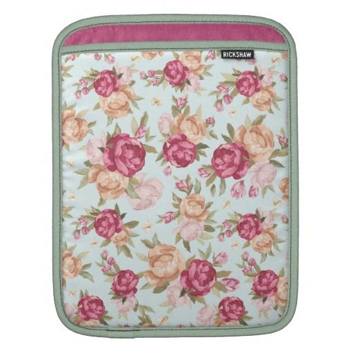 >>>Cheap Price Guarantee          Vintage Floral iPad Sleeves           Vintage Floral iPad Sleeves This site is will advise you where to buyDeals          Vintage Floral iPad Sleeves Here a great deal...Cleck Hot Deals >>> http://www.zazzle.com/vintage_floral_ipad_sleeves-205934727126778638?rf=238627982471231924&zbar=1&tc=terrest