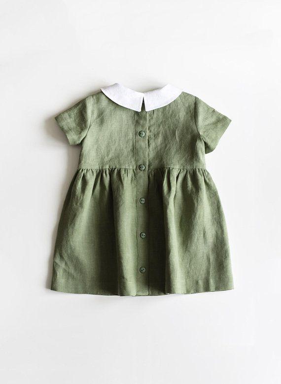 c12610668dca Linen Dress