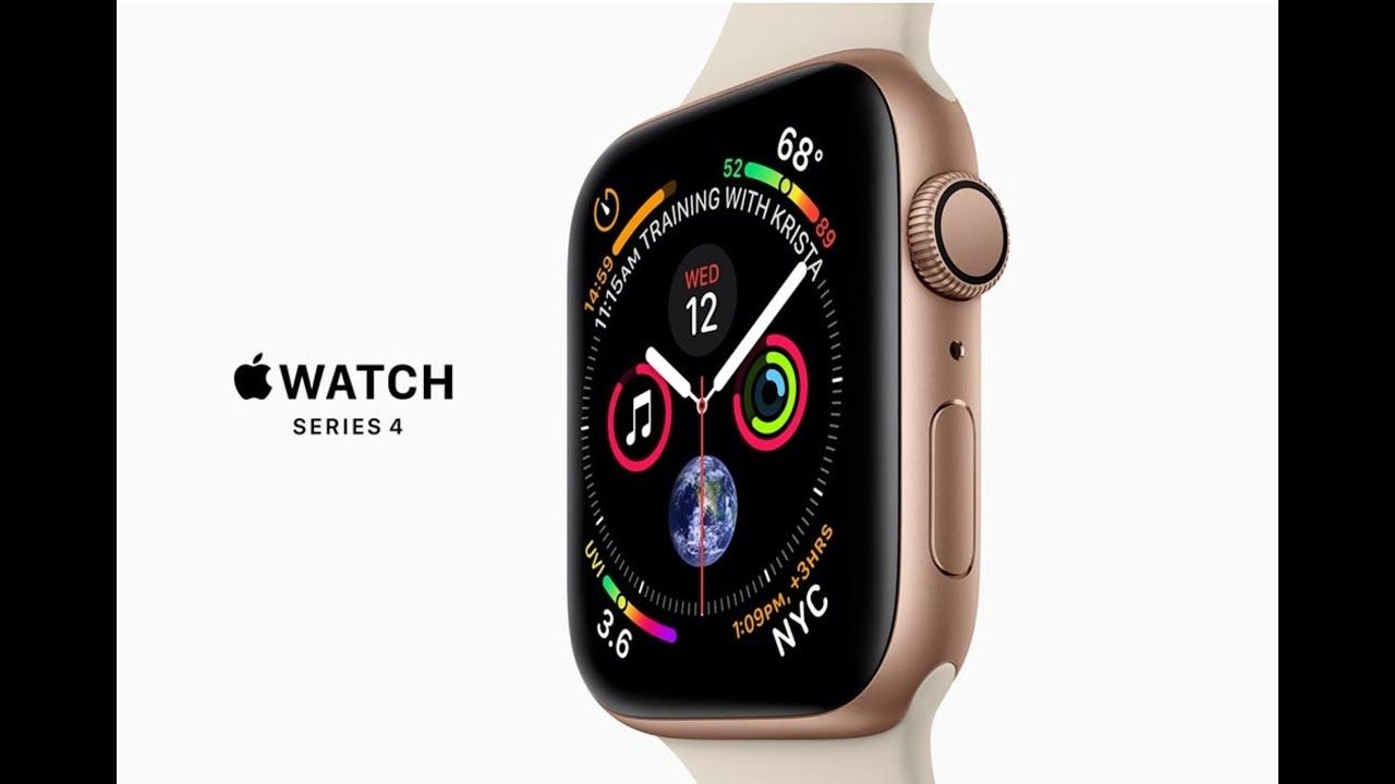 Discount Dave Shares Review Of Apple Watch 4 Series With