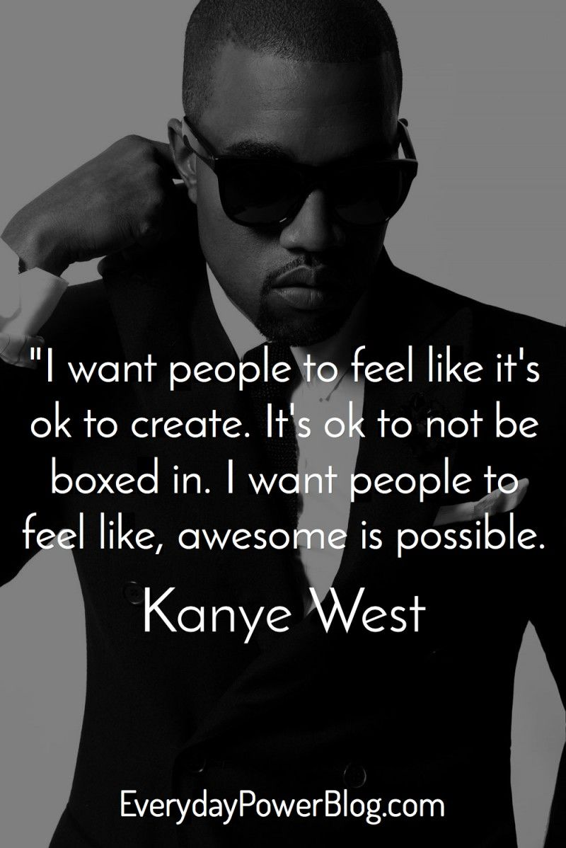 40 Kanye West Quotes on Life, Love and Chicago (With