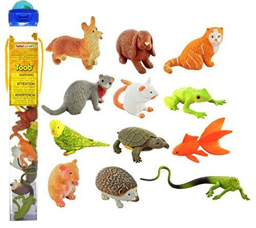 Safari Ltd Pets Toob With Images Animals For Kids Pets