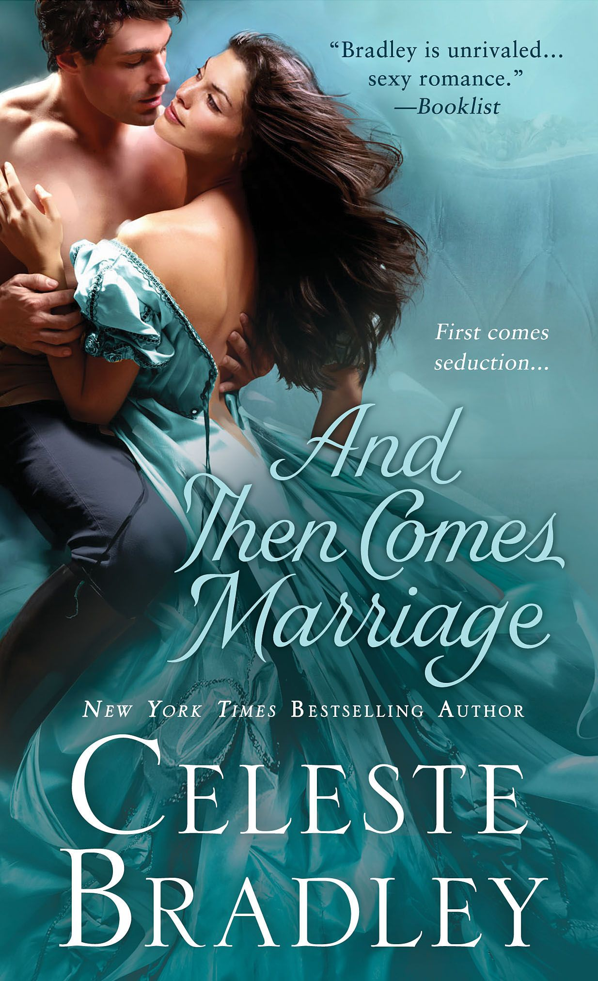 Historical Romance Book Cover : Celeste bradley and then comes marriage book the