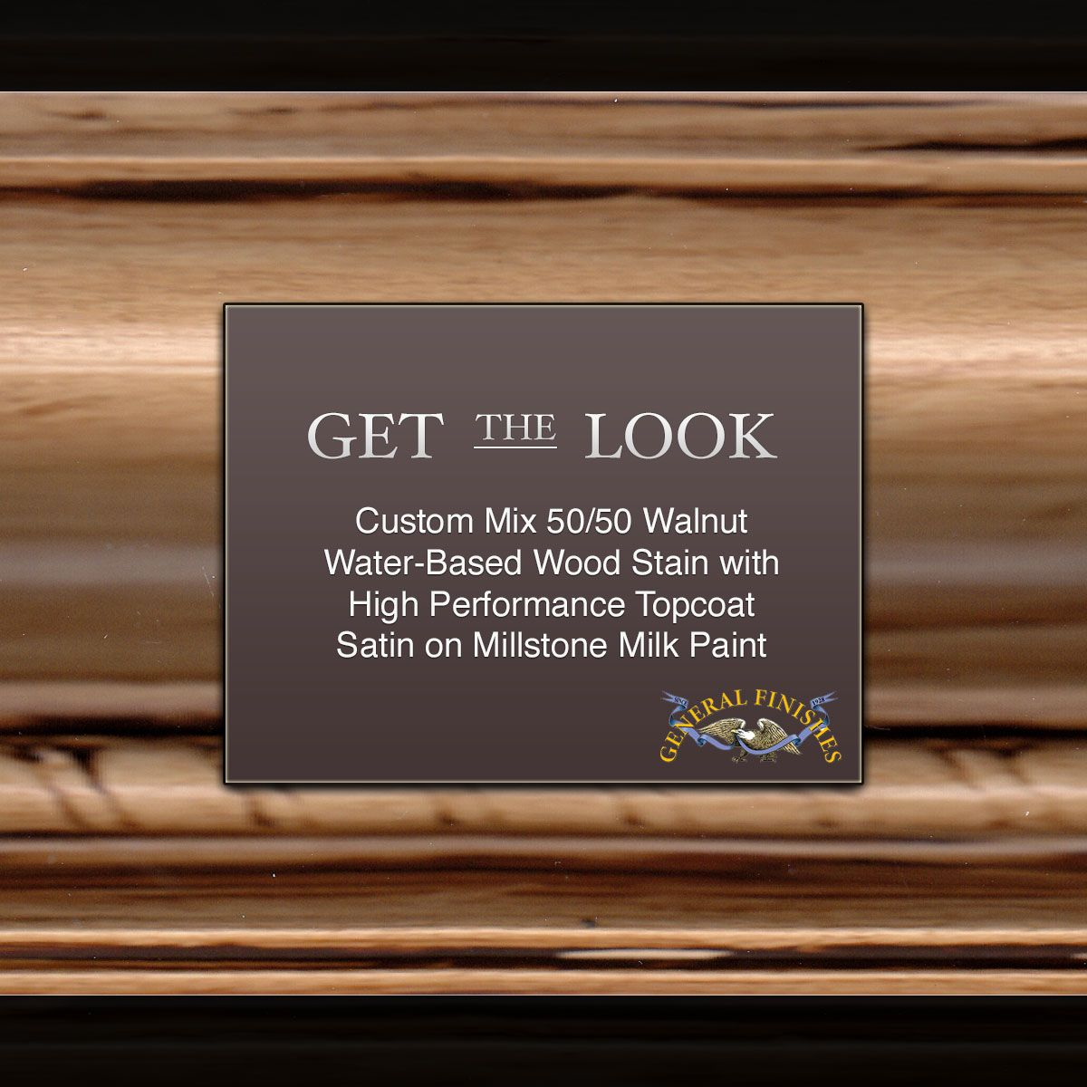 Millstone Walnut Hardwood Flooring: Pin By General Finishes On Get The Look