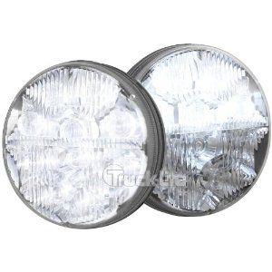 Jk Truck Lite 27250c Round Led Headlamp 7 Inches Led Lighting Home Led Headlamp Led Lights