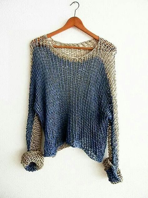 Layer Kolor Azul Detail Knitted Top fdqd0