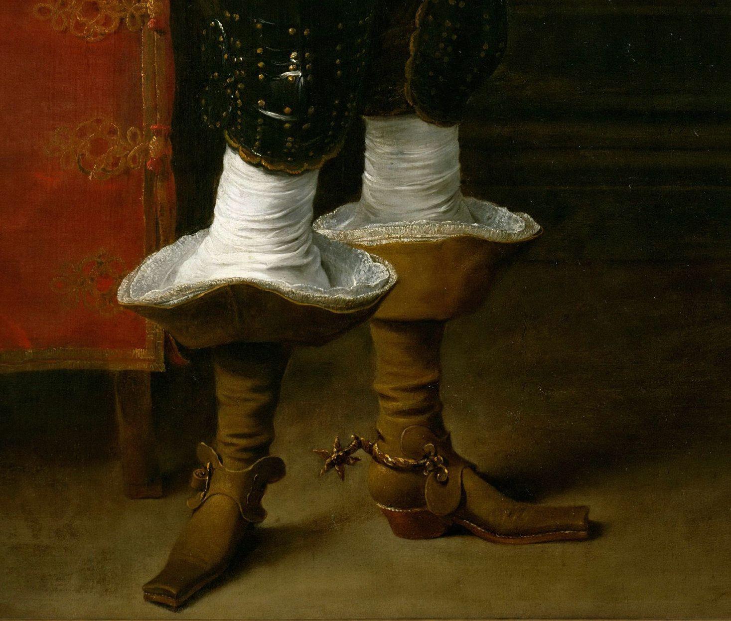 Давид Тенирс II - Эрцгерцог Леопольд Вильгельм