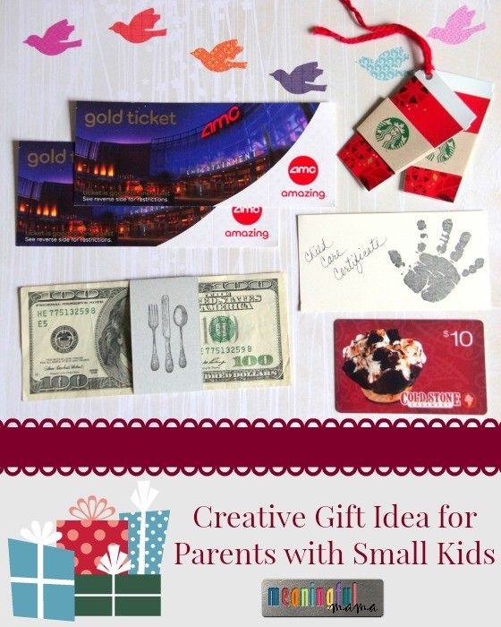 Great Christmas Gifts For Parents Part - 37: Best Christmas Gift For Parents With Small Kids - Gift Ideas