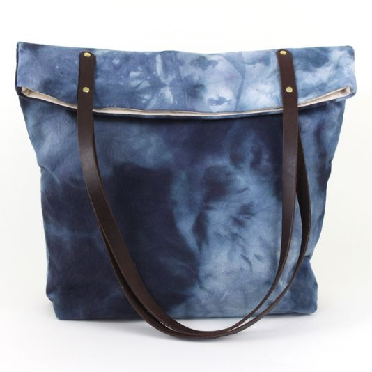 Tie And Dye Tote Bags Tote Carryall Tote