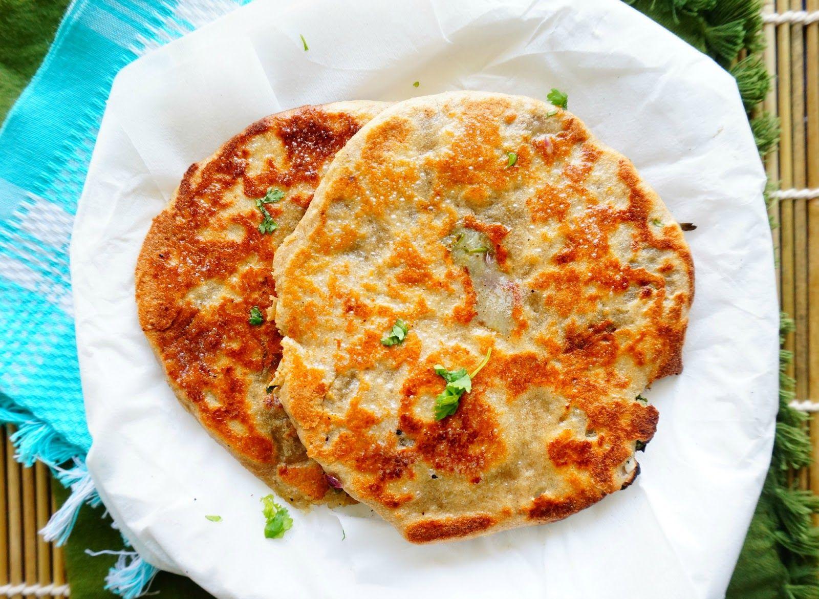 How to make Potato Stuffed Tandoori Roti | Roti, How to ...