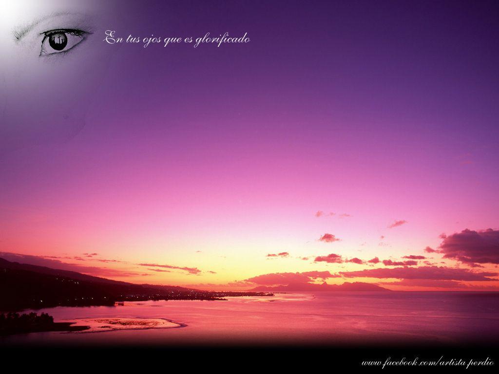 En tus ojos que es glorificado - http://www.facebook.com/artista.perdio