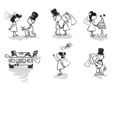Imagenes y dibujos para tarjetas matrimonio  Imagui